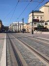 Näkymä Tampereen hämeenkadulta ja raitokiskoista. Kaupunkirata voidaan nähdä kaupunkiympäristön kehityshankkeena, joka elävöittää kaupunkikeskusta ja parhaimmillaan lisää kaupungin tai kaupunginosan vetovoimaa.